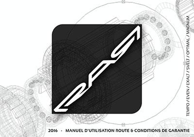 RAR manuel utilisation route 2016