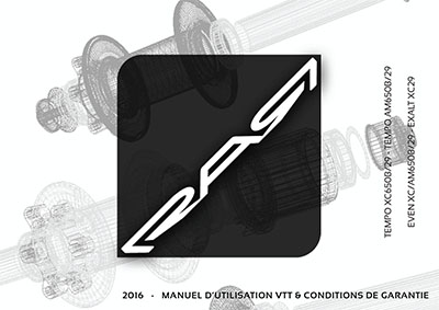 RAR manuel utilisation VTT 2016
